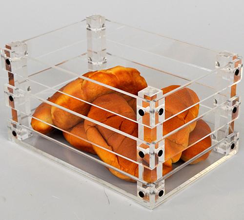 vetrinette in plexiglass